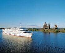 Cruise Through Russia.