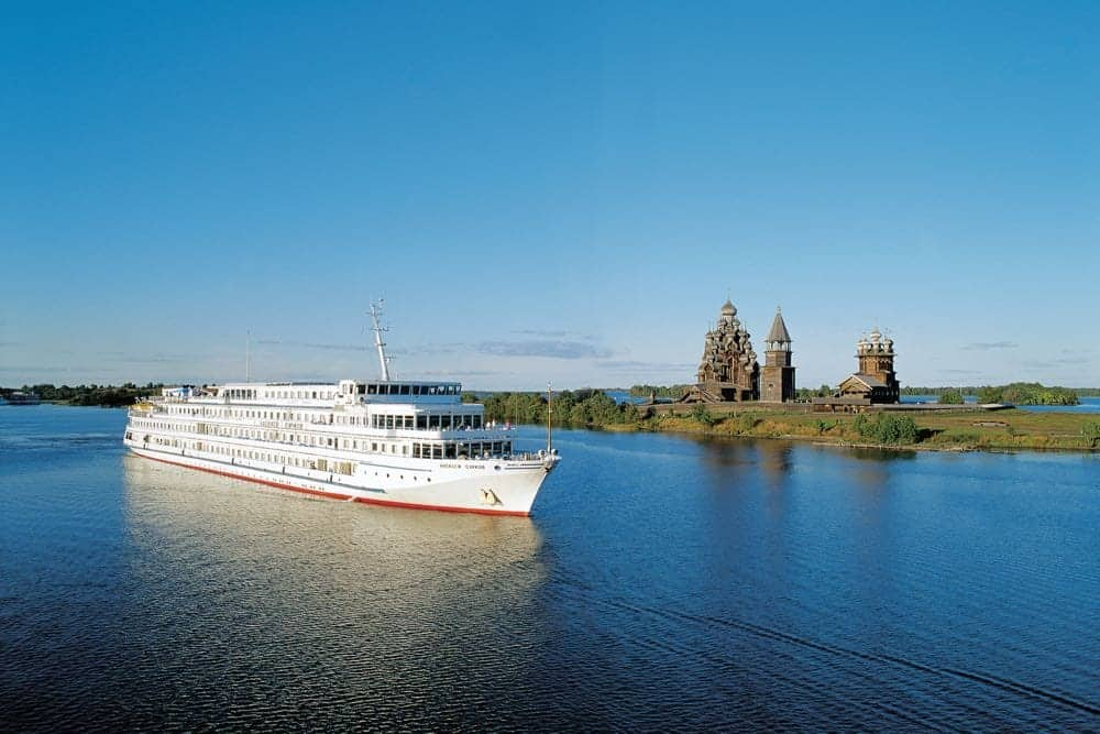 Viking Cruises Russia