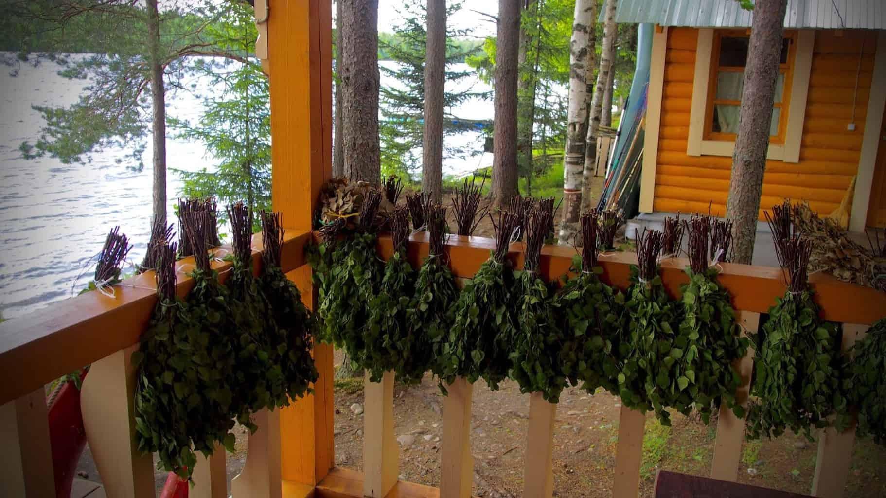 Traditional Russian Banya