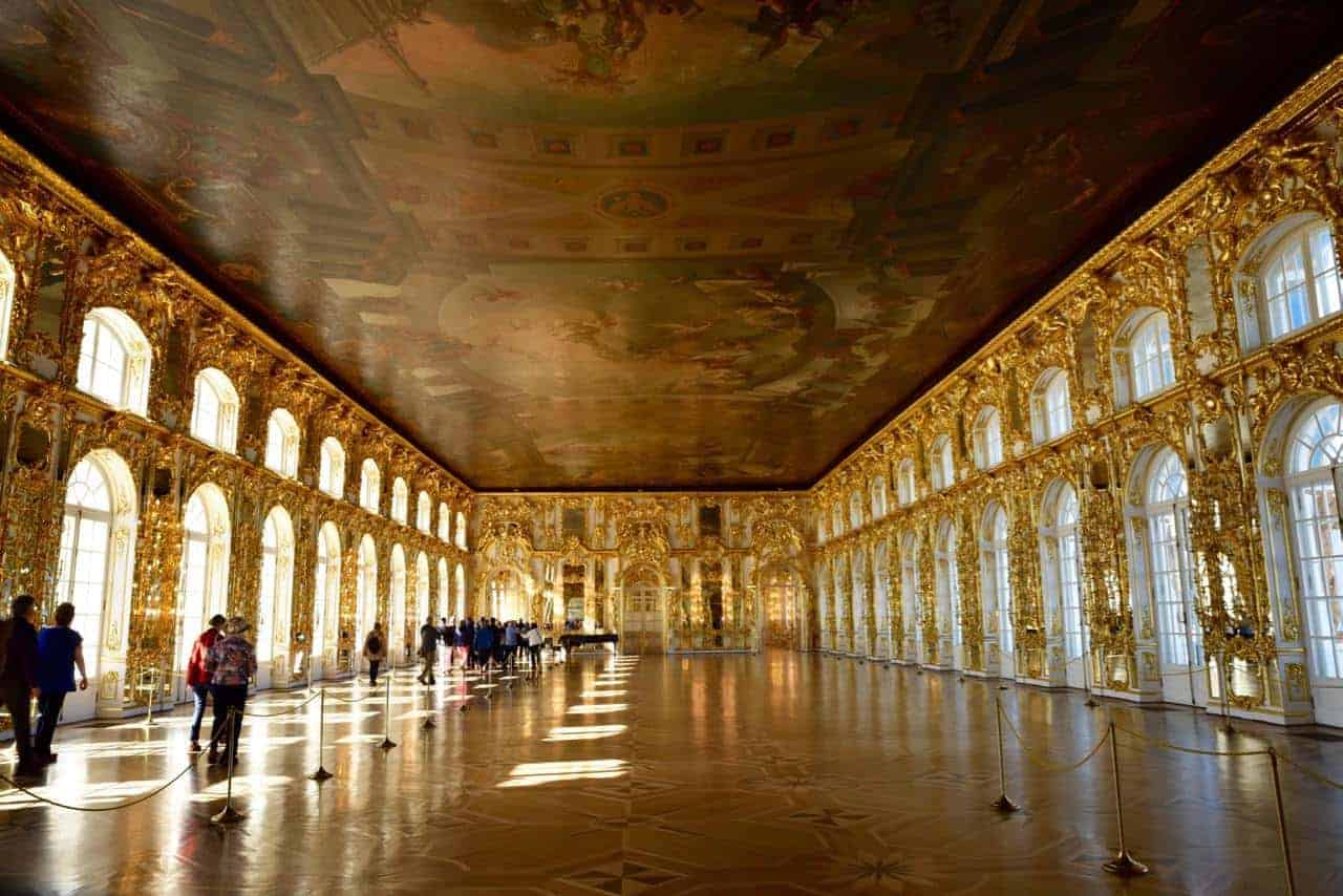 Russia S Great Cities The Best Of St Petersburg