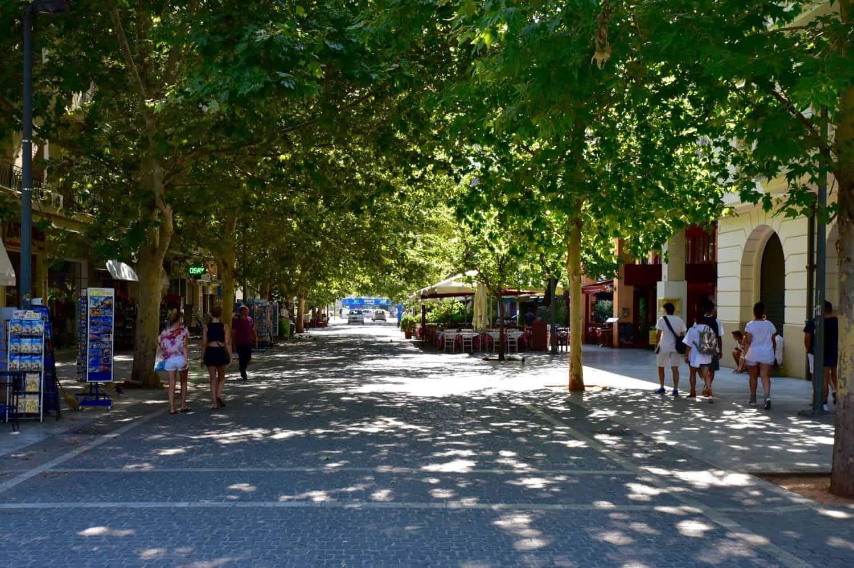 Dionysiou Areopagitou Athens Greece
