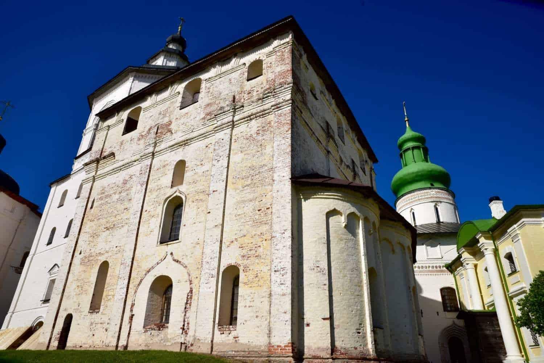 Kirillo - Belozersky monastery Russia