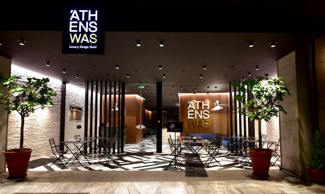 Review athenswas design hotel athens greece for Designhotel athen
