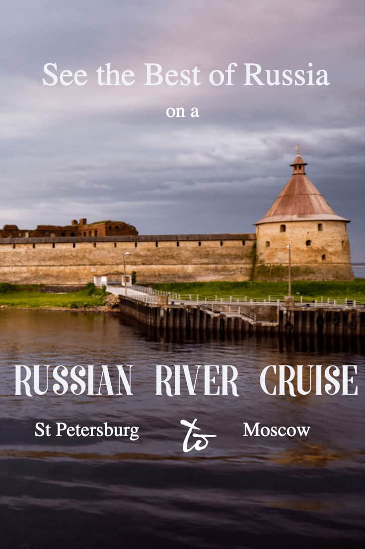 Travel from St Petersburg to Moscow on a Russian River cruise with Viking Cruises. #rivercruise #russia #travel