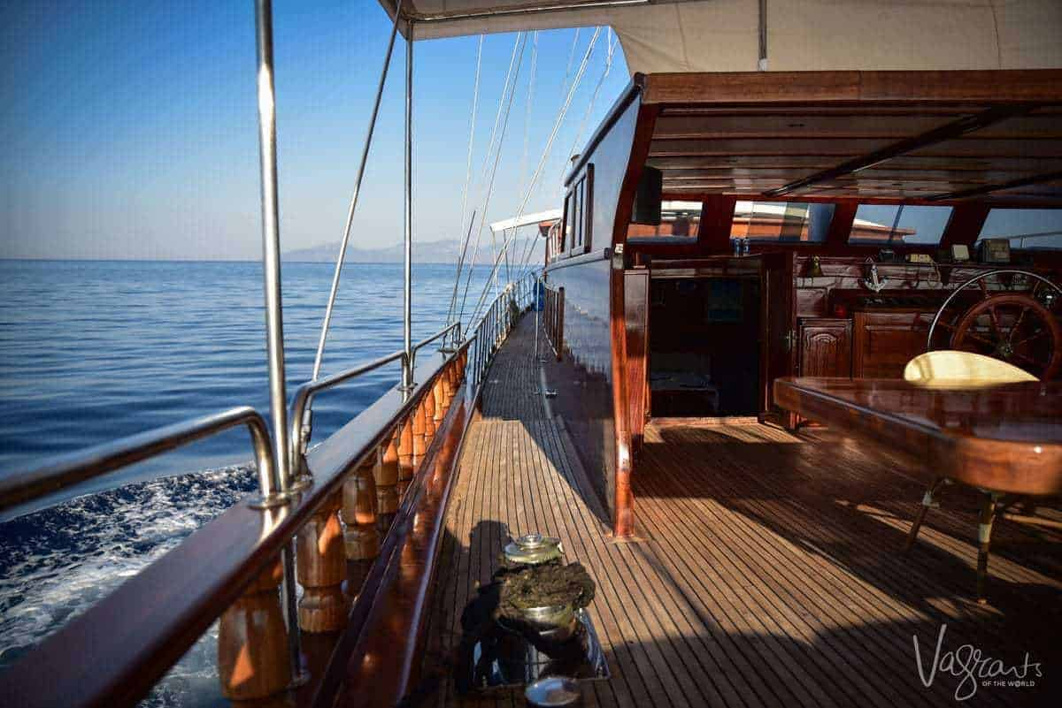 Sailing Holidays In The Mediterranean