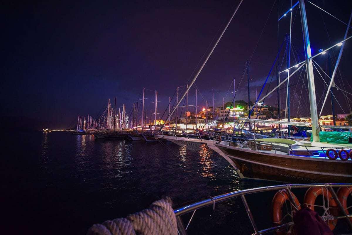 Turkish Gulet - Sailing Holidays In The Mediterranean