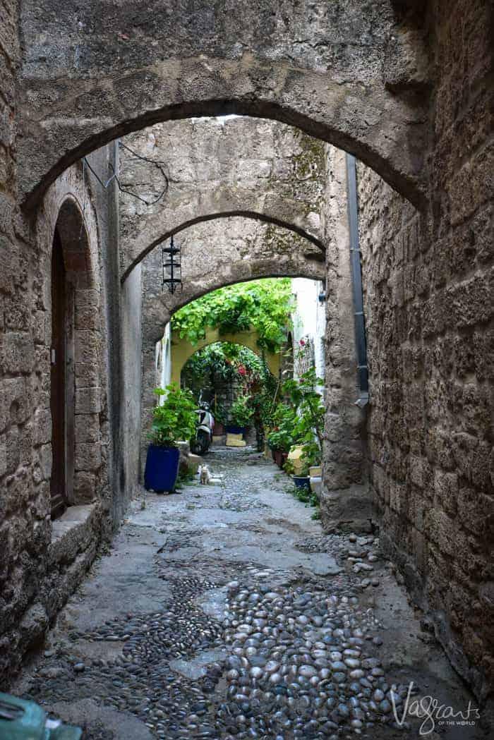 Rhodes Island Greece - Sailing Holidays In The Mediterranean