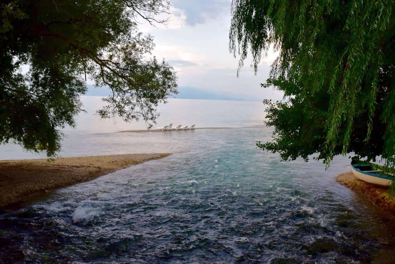 Monastery St. Naum Ohrid