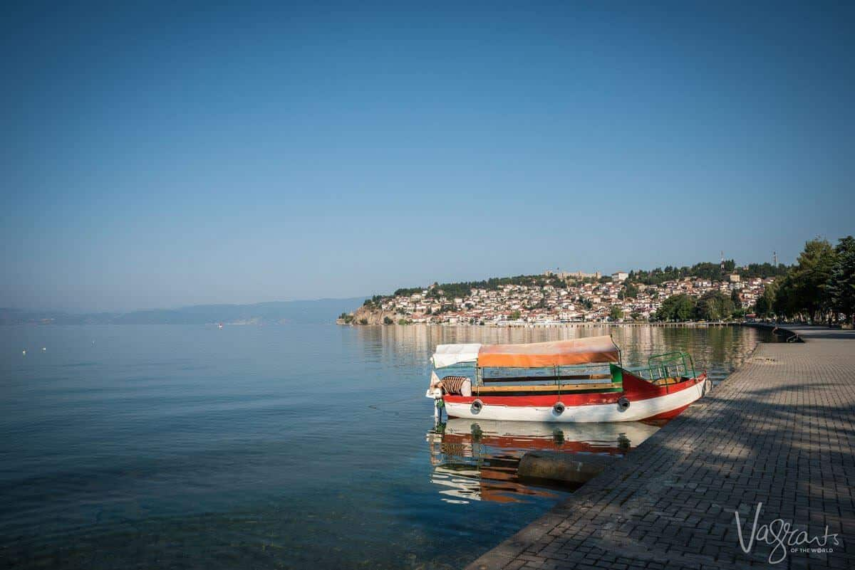 What to do in Ohrid, Macedonia
