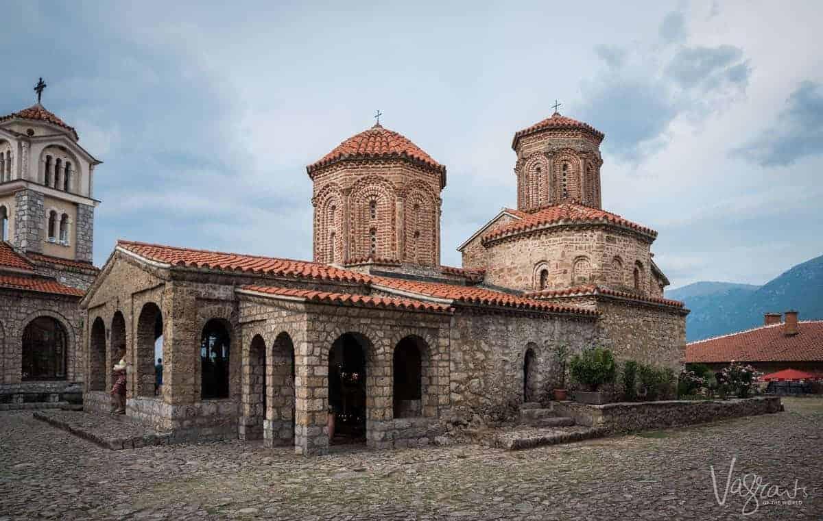 Sveti NaumMonastery Ohrid Macedonia