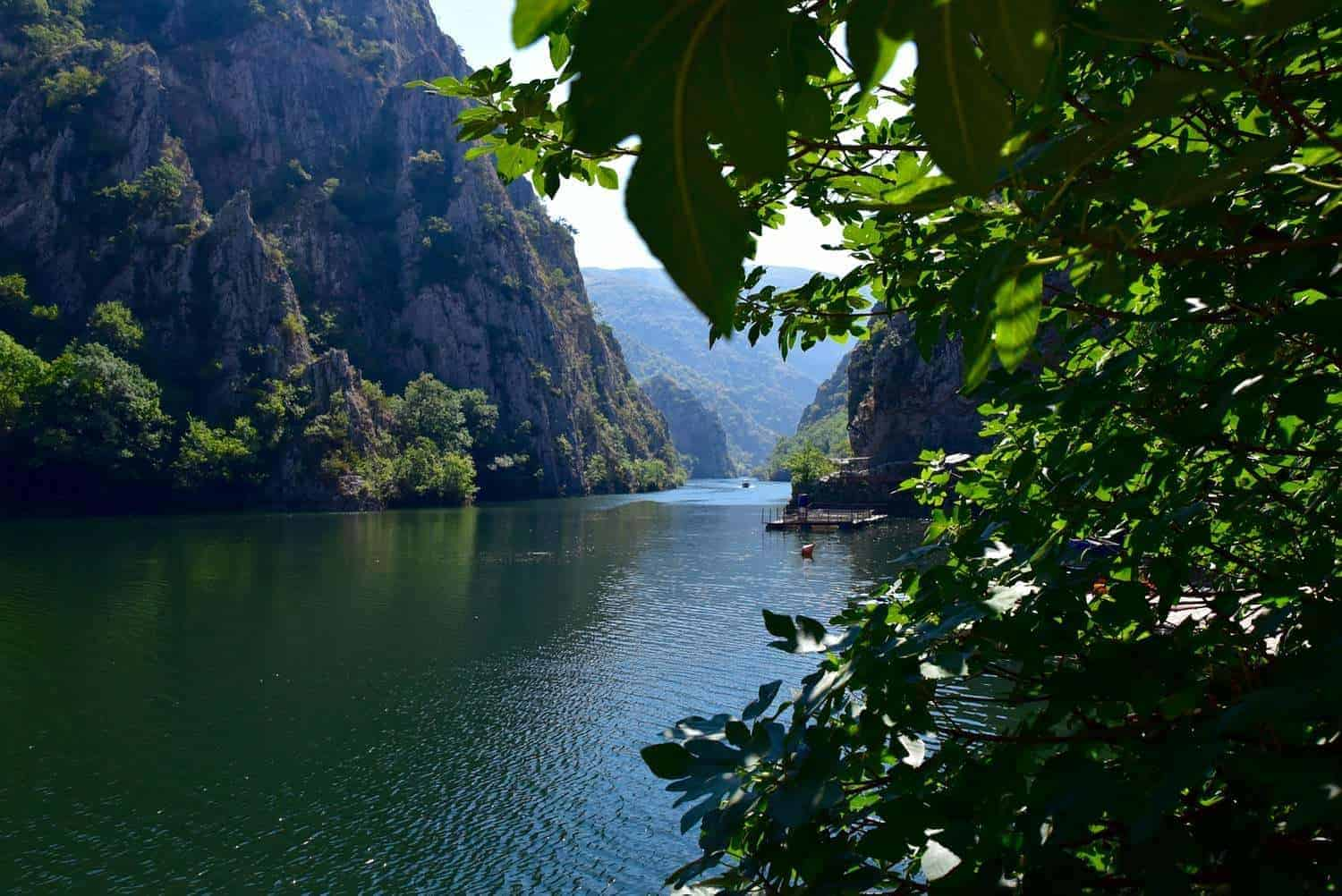 Matka Canyon Skopje, Macedonia