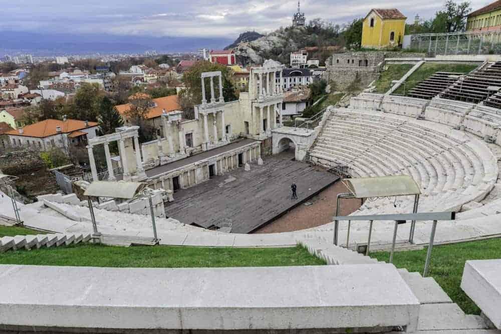 Plovdiv Bulgaria's culture capital