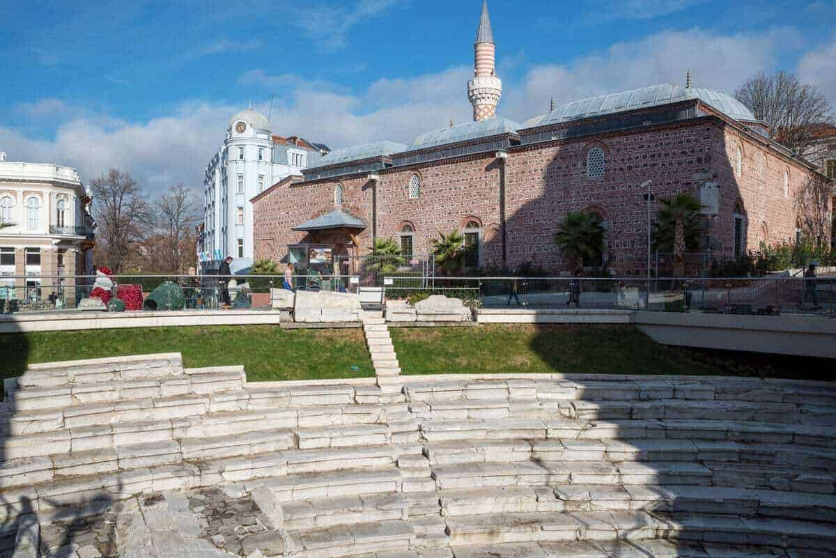 Things to do in Plovdiv - Dzhumaya Mosque