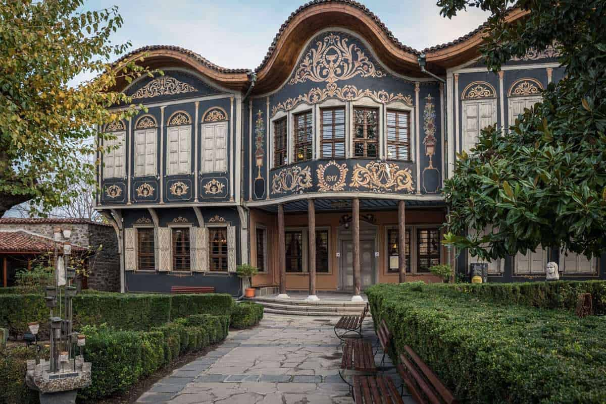 Things to do in Plovdiv - The Regional Ethnographic Museum