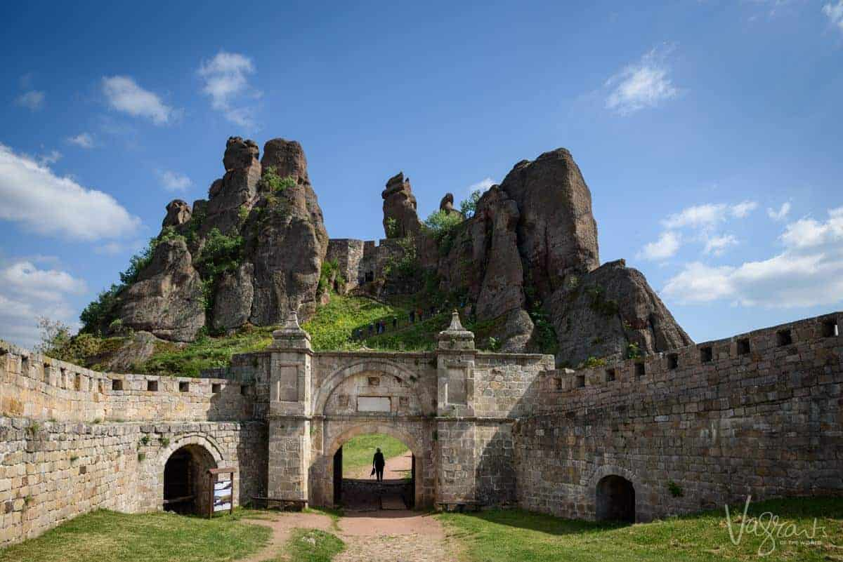 Places to visit in Bulgaria - Belogradchik Rocks and fortress