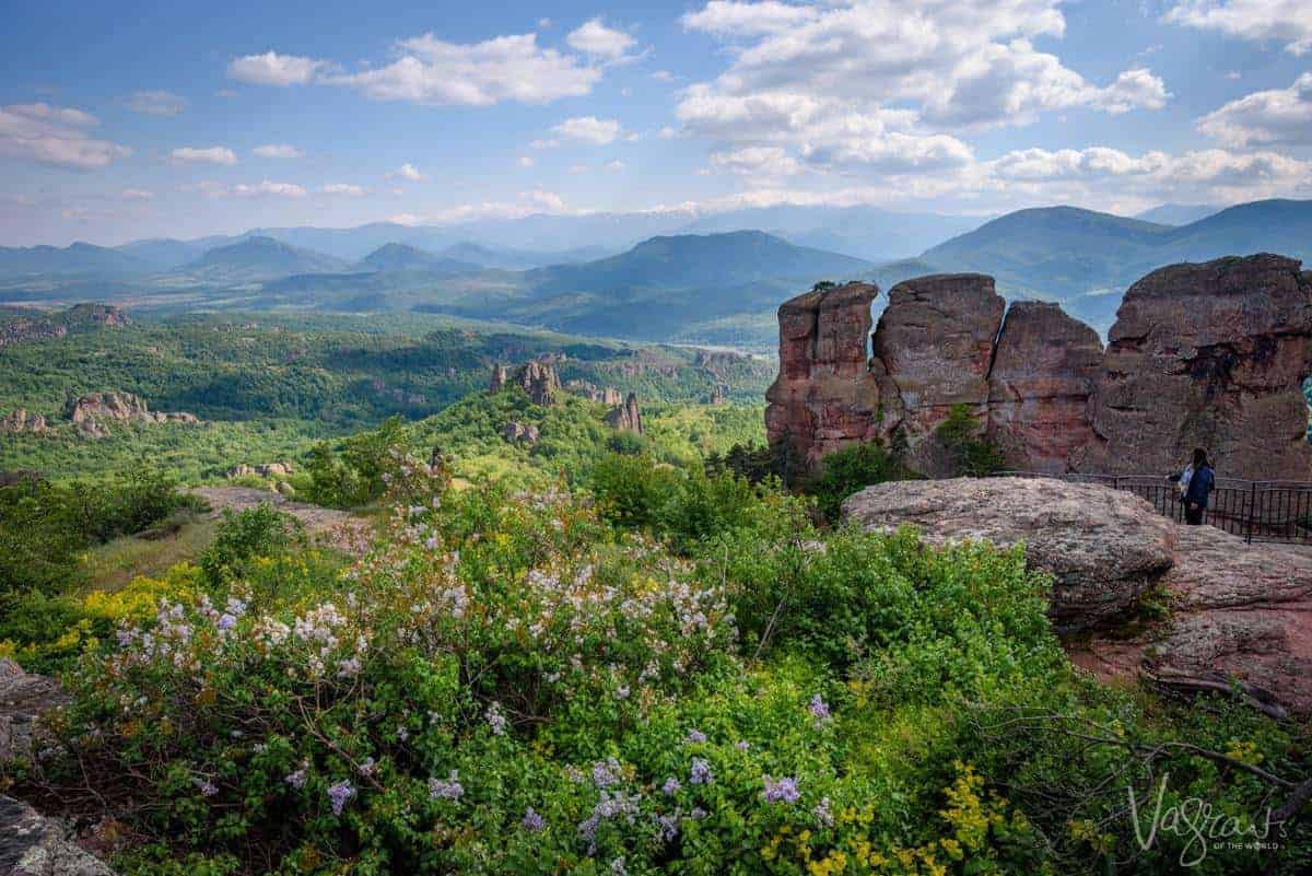 Places to visit in Bulgaria - Belogradchik Rocks