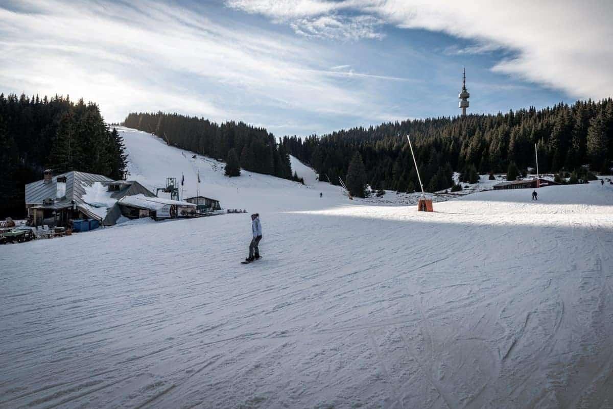 Pamporovo-ski