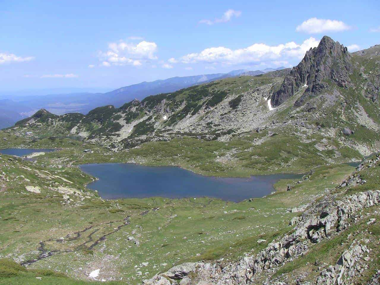 Places to Visit in Bulgaria - Seven Rila lakes