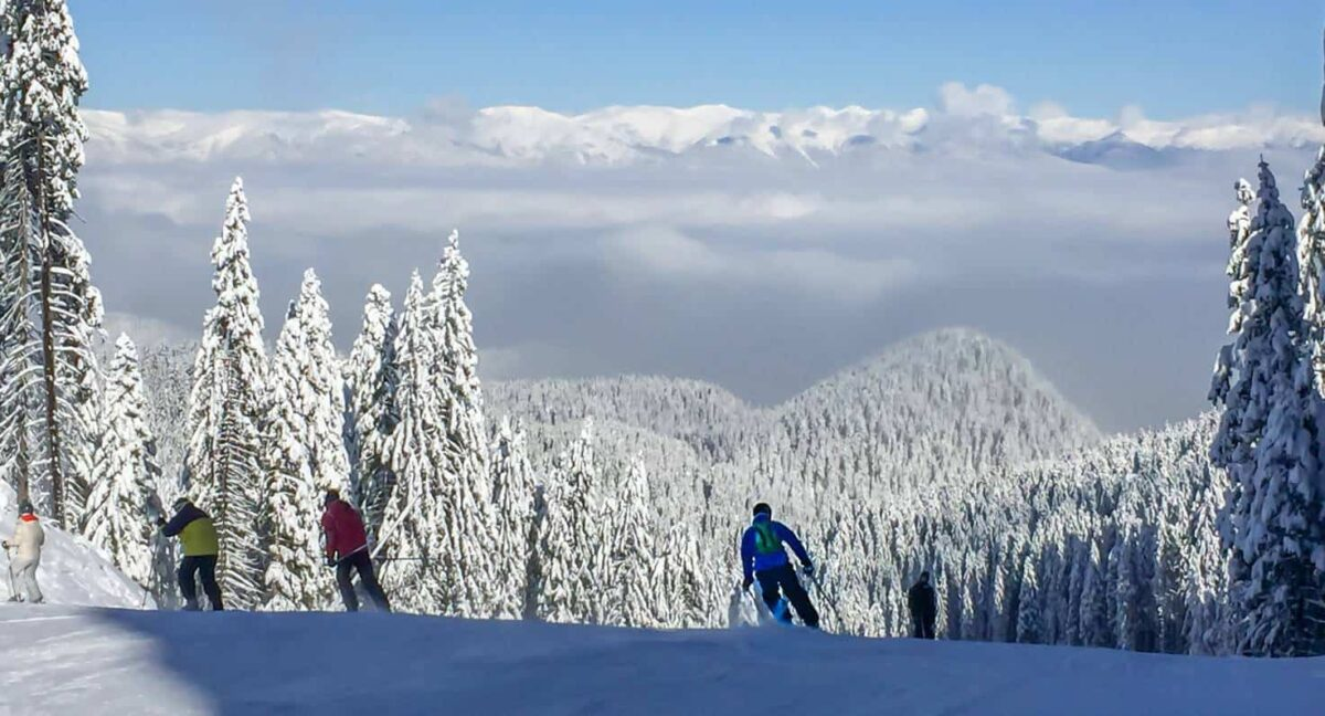 Skiing holidays In Bulgaria