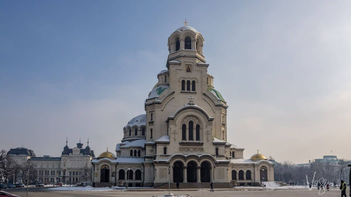 Things to do in Sofia Bulgaria - Visit the Alexander Nevsky Cathedral
