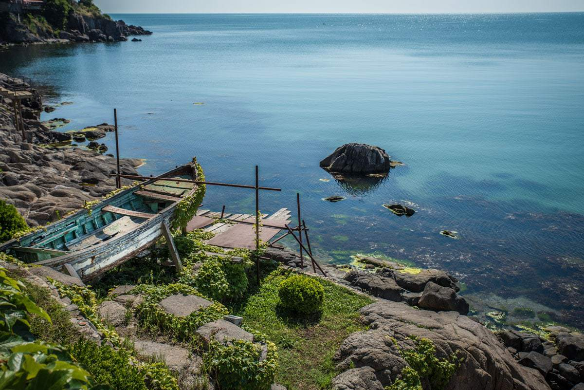 Places to visit in Bulgaria - Sozopol Beach