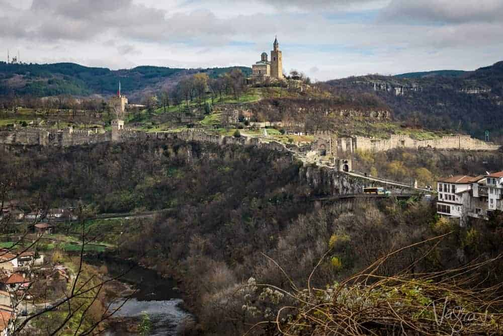 Places to visit in Bulgaria - Veliko Tarnovo Fortress