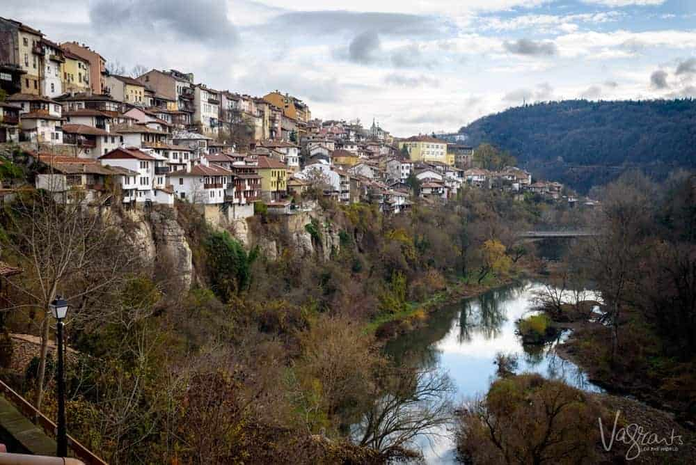 Places to visit in Bulgaria - Veliko Tarnovo Old Town