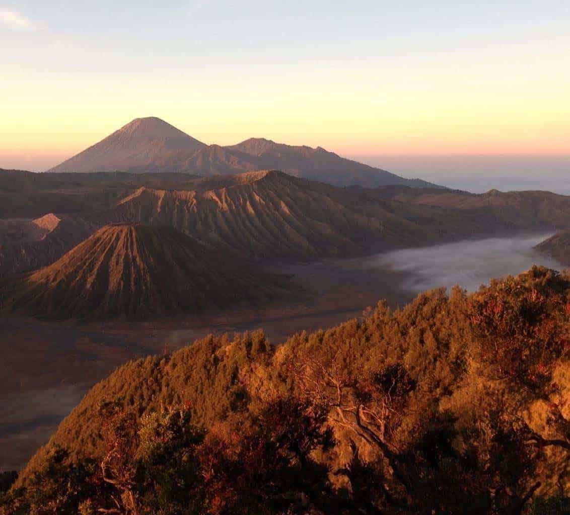 Bromo Tengger Semeru National Park Malang Indonesia