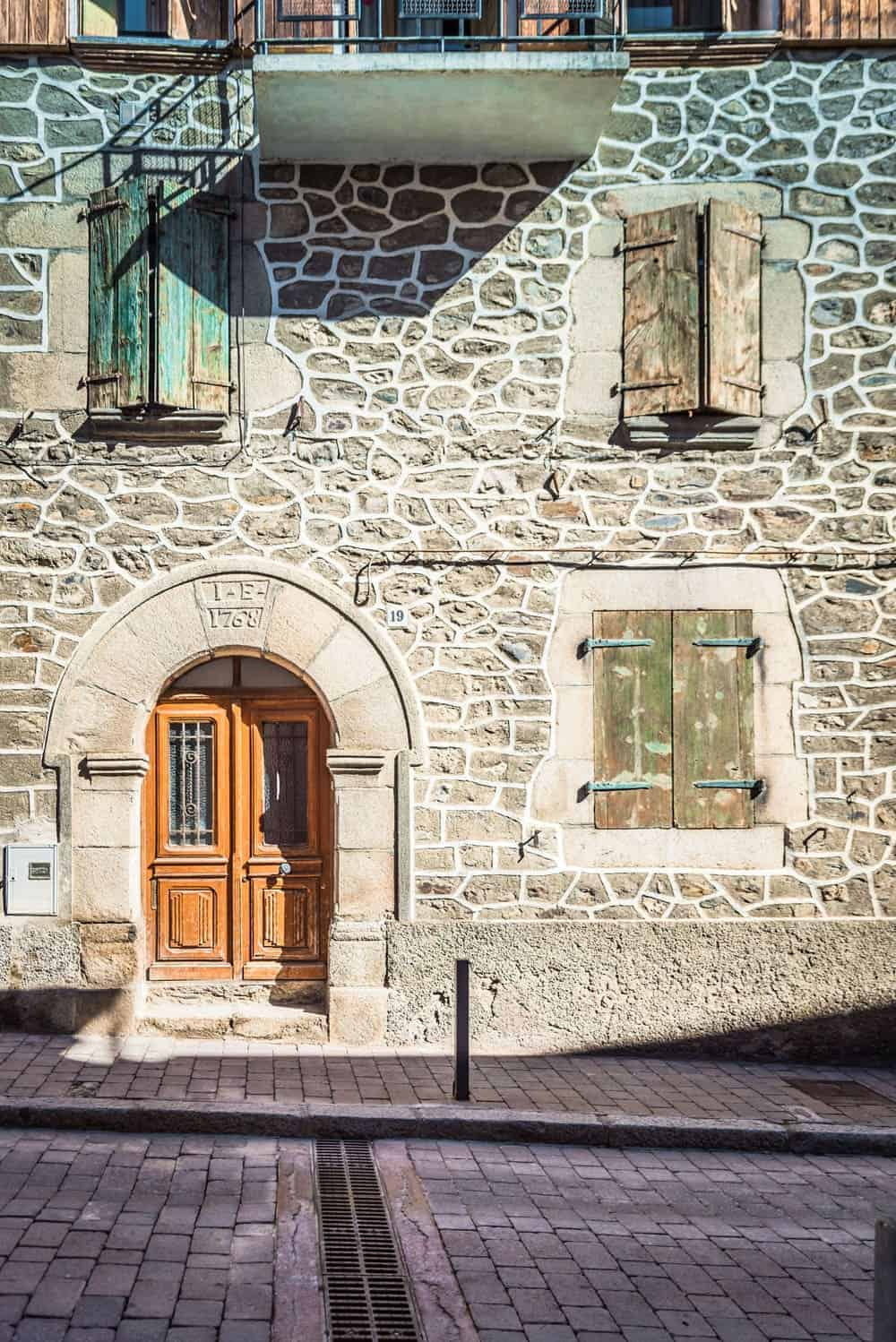 Visit Spain Without Leaving France Llivia. A Spanish enclave in France