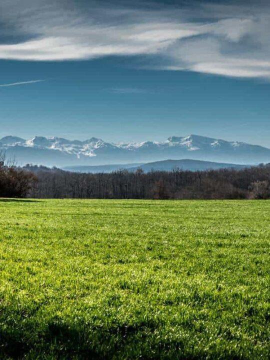 Ariege Midi-Pyrenees France