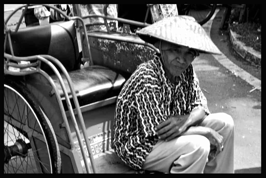 Pedi Cab Melang Indonesia