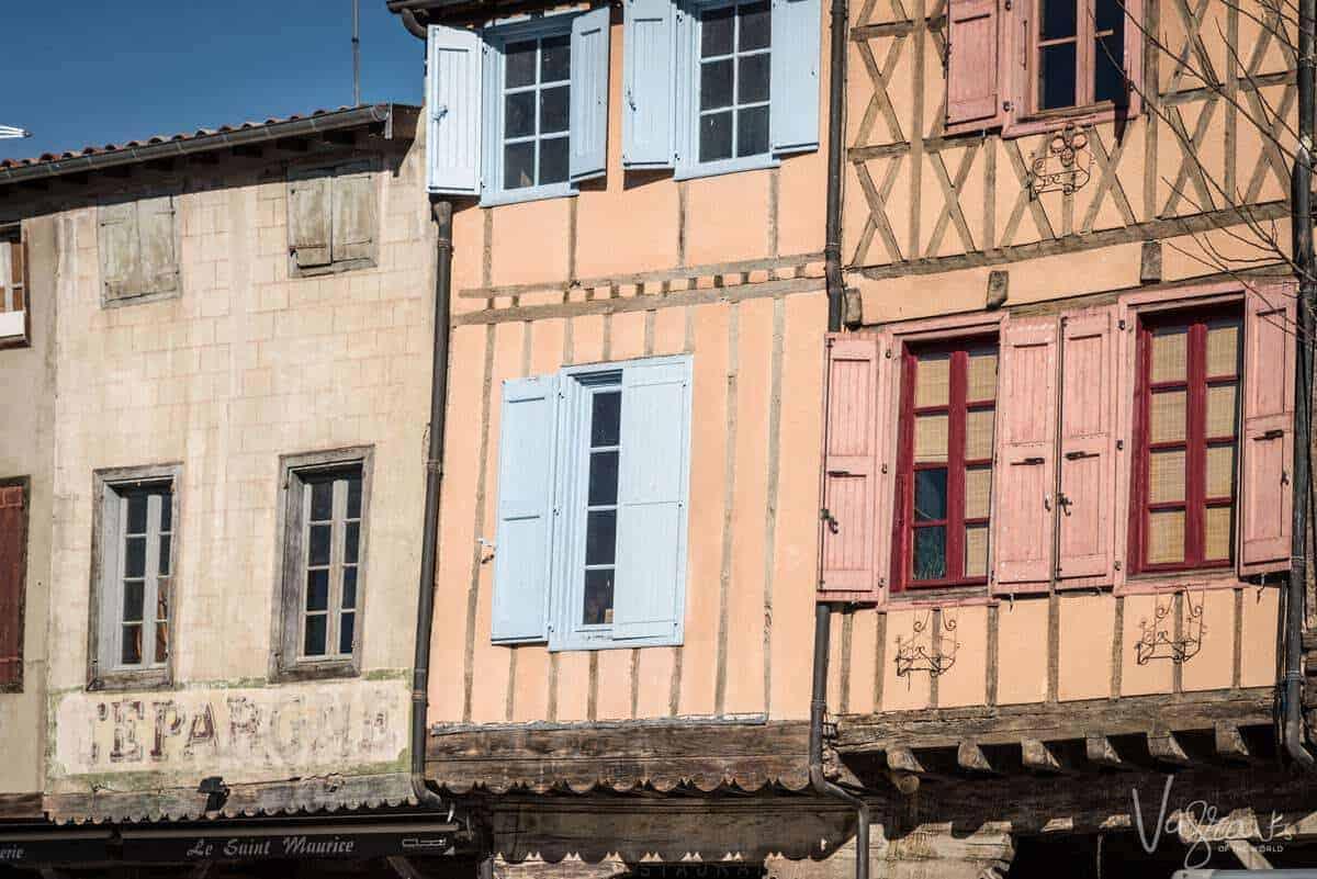 Mirepoix Ariege Midi-Pyrenees France