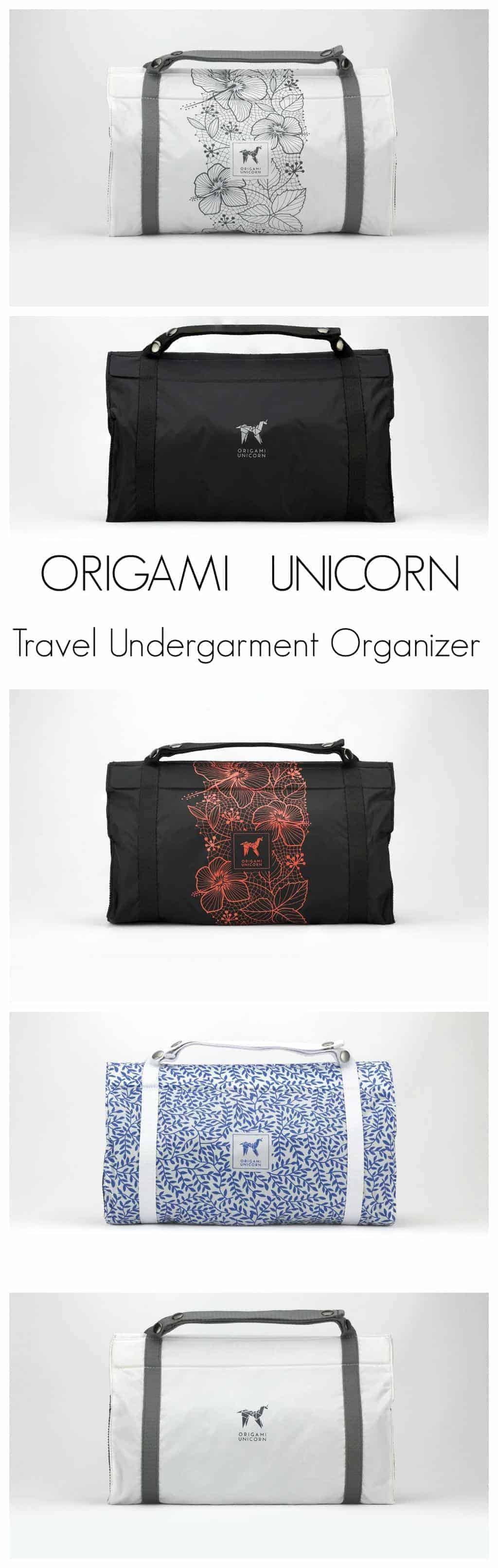 Origami Unicorn Travel Undergarment Organiser Review