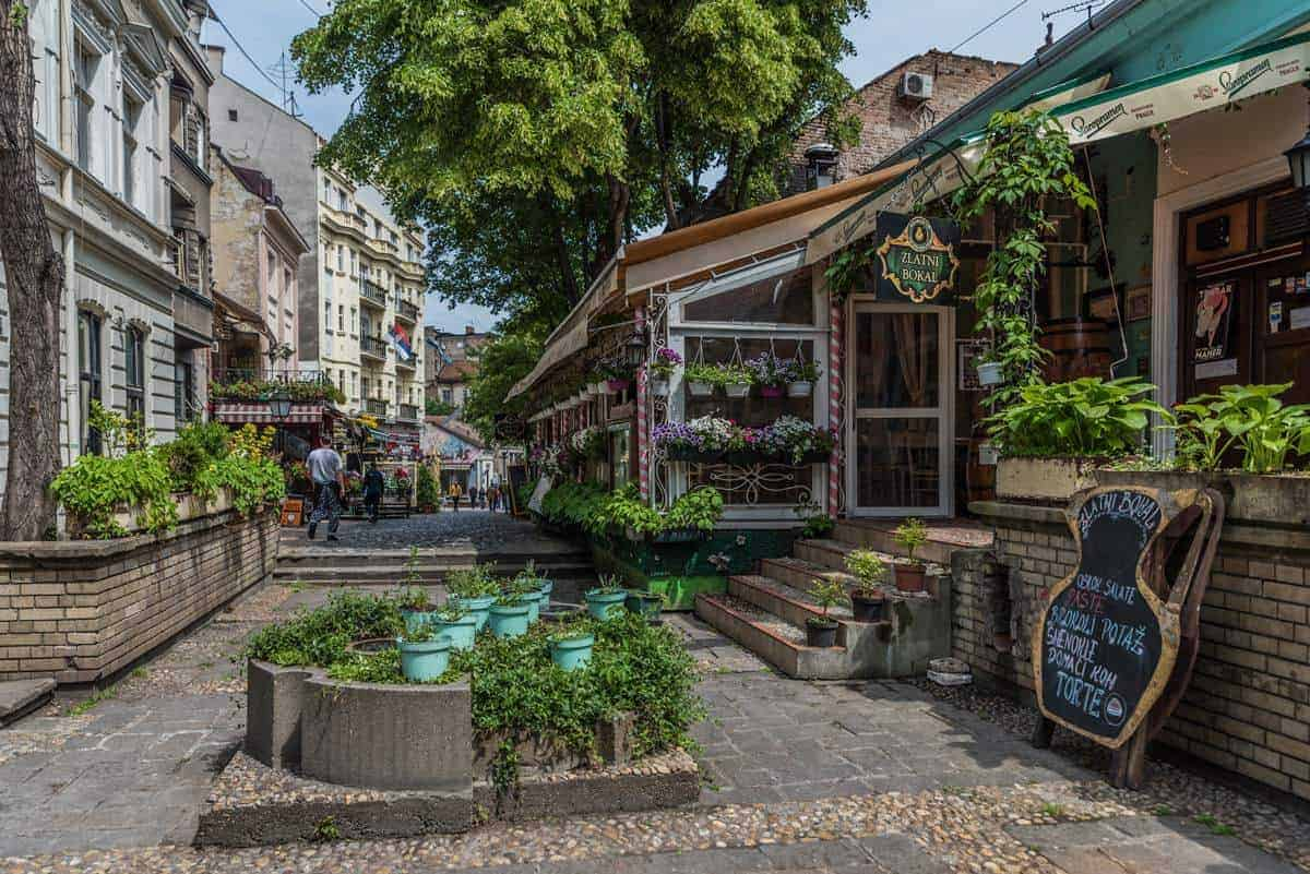 Belgrade, Serbia Eastern Europe