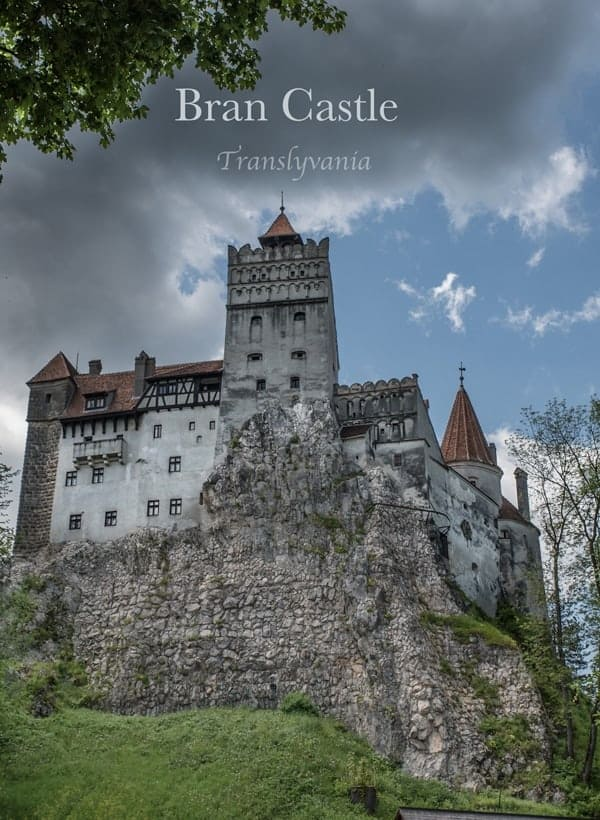 The home of Dracula, Bran Castle - Bran Transylvania Romania