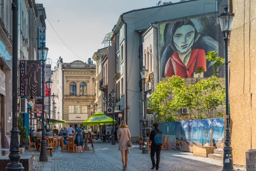 Bucharest Romania. Eastern Europe