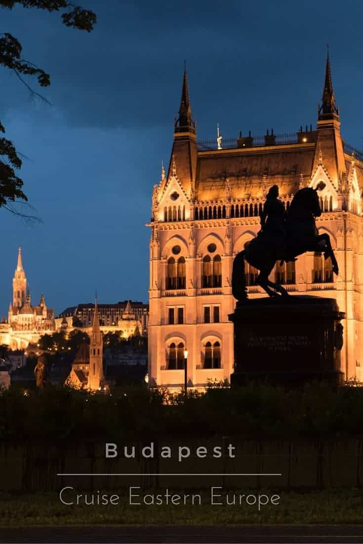 Budapest, Hungary. Cruising the Danube- Eastern Europe