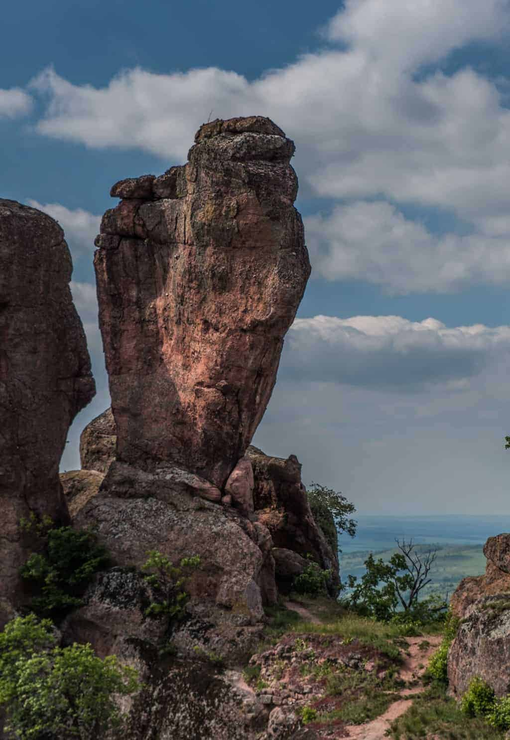 Belogradchik. Cruising the Danube- Eastern Europe