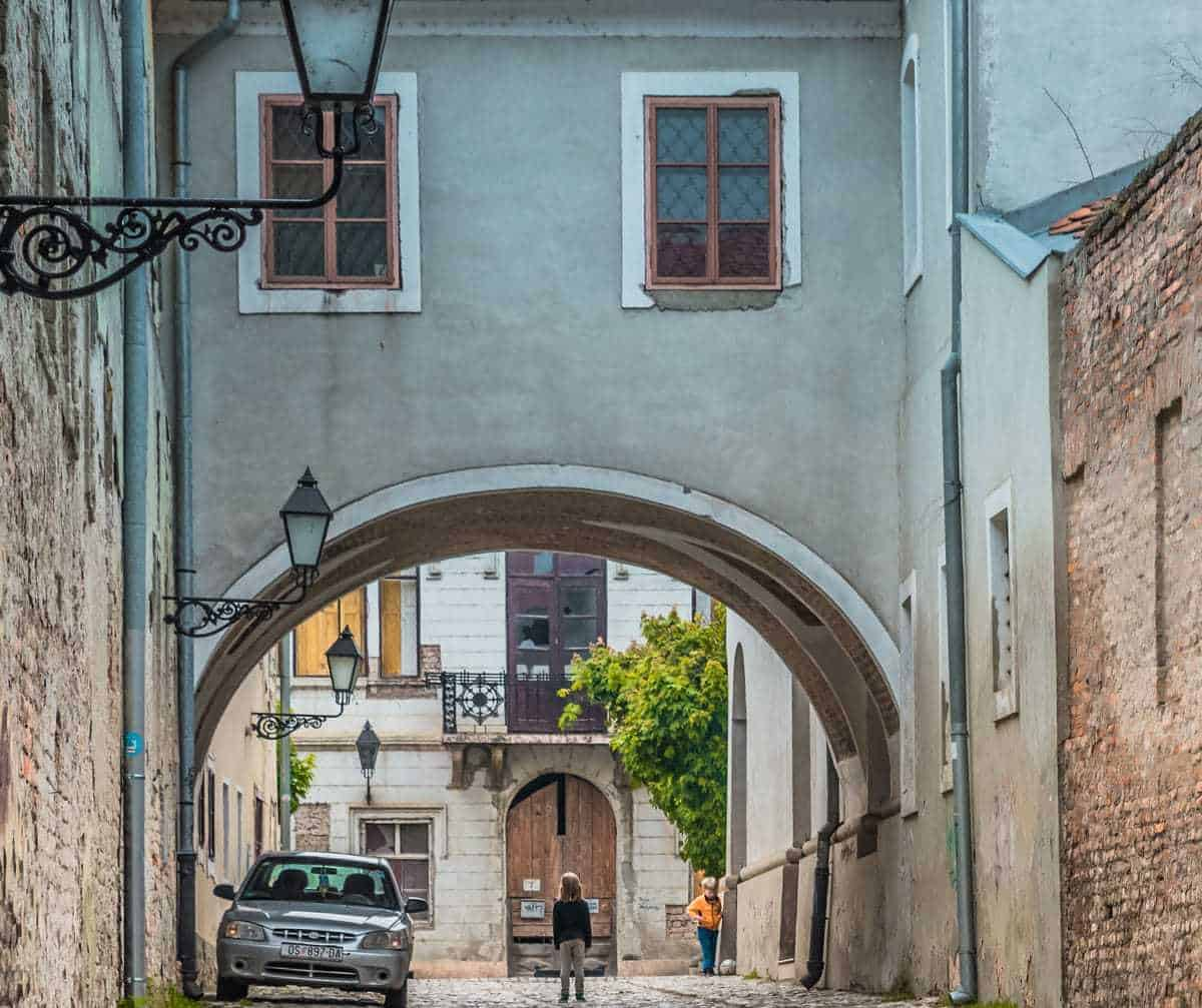 Osijek,Croatia Eastern Europe