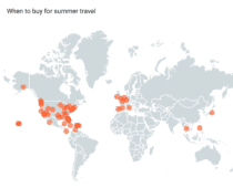 When to Buy: An Interactive Guide to Summer Airfare