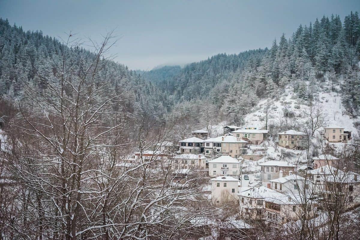 Rhodope Mountains Bulgaria