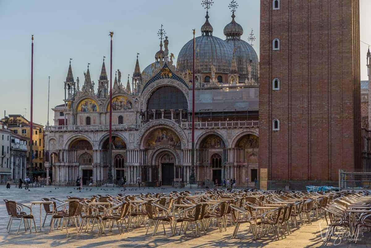 5 Days in Venice - Basilica di San Marco