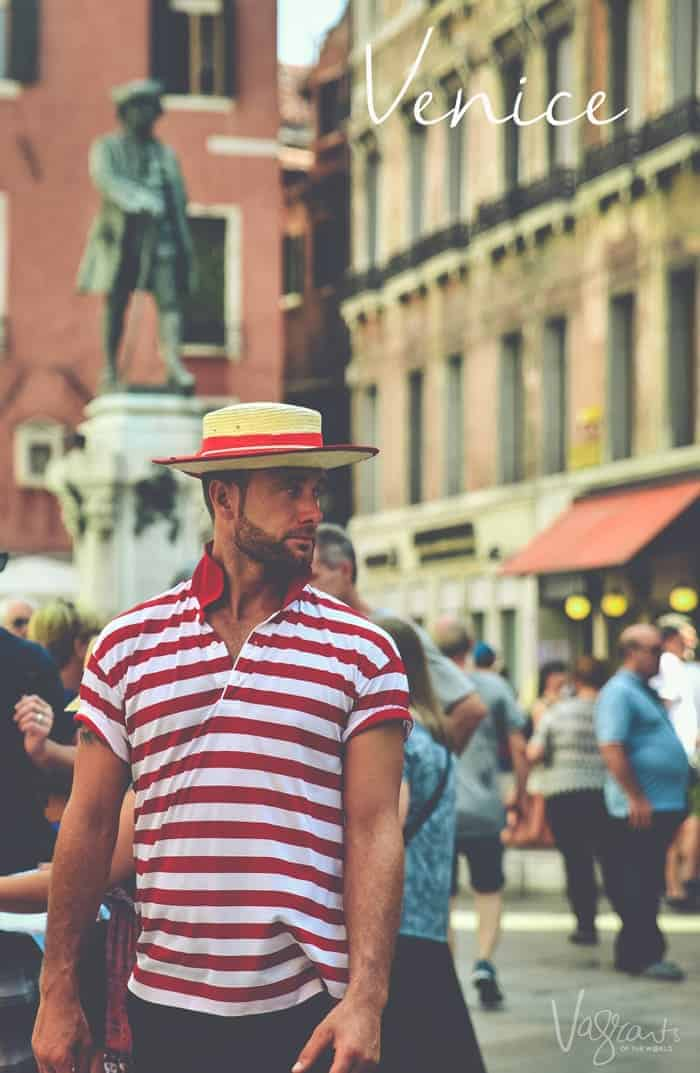 5 Days in Venice. It's not all gondolas and carnivale