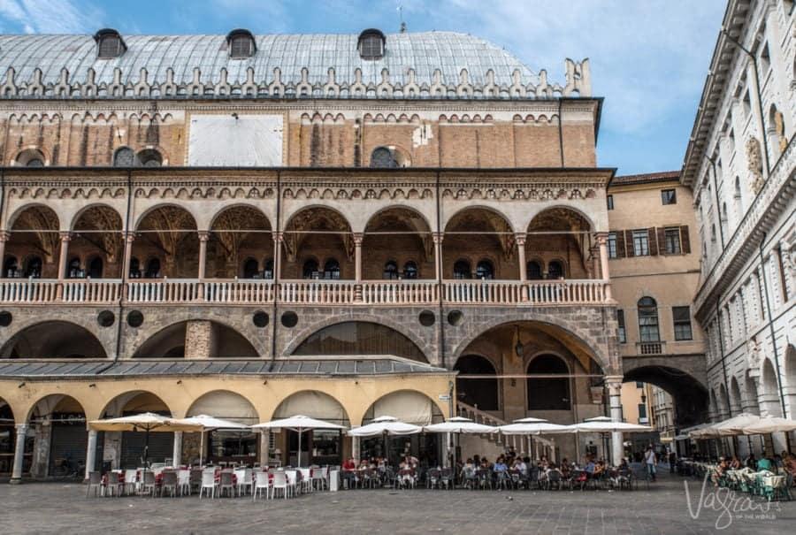 5 days in Venice - Padua-The Palazzo della Ragione