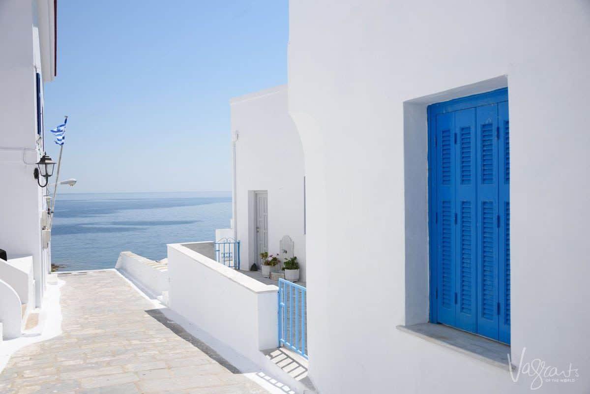 Five beautiful Greek Islands to visit