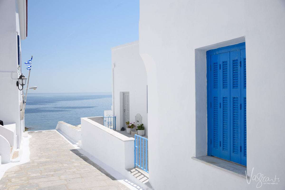 Five beautiful Greek Islands to visit