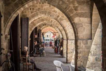 Nicosia -Crossing The Border in Cyprus
