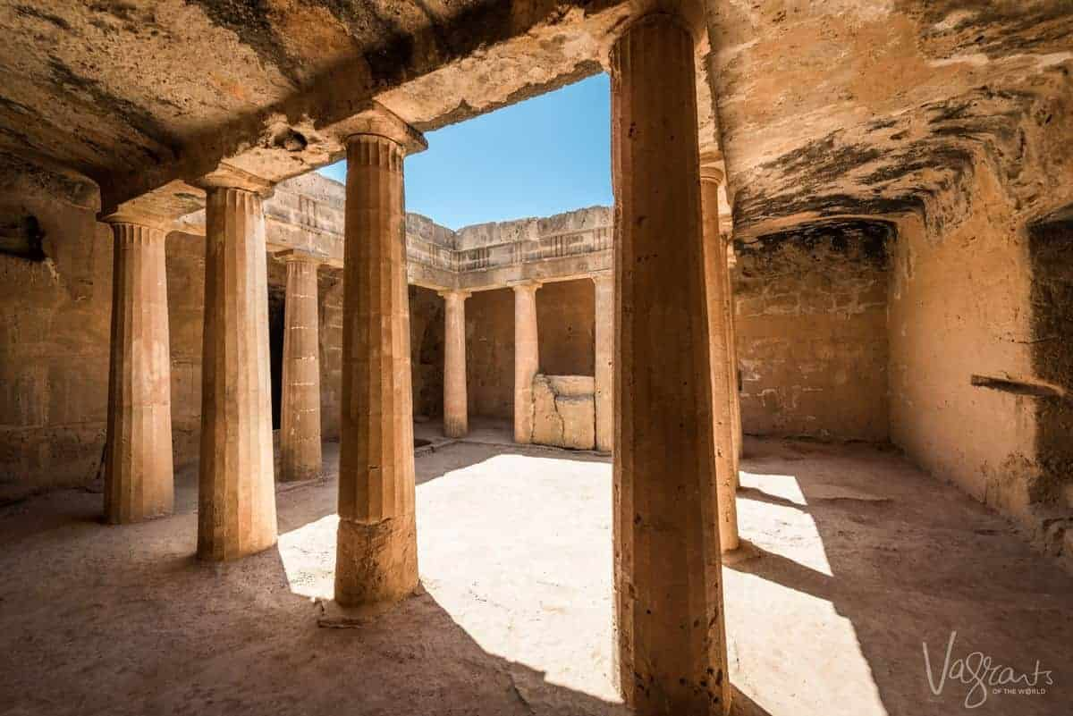 The Best of Cyprus - Paphos Valley of the Kings