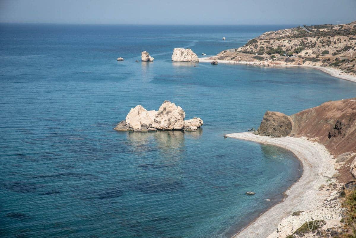 Petra tou Romiou Aphrodite's Rock