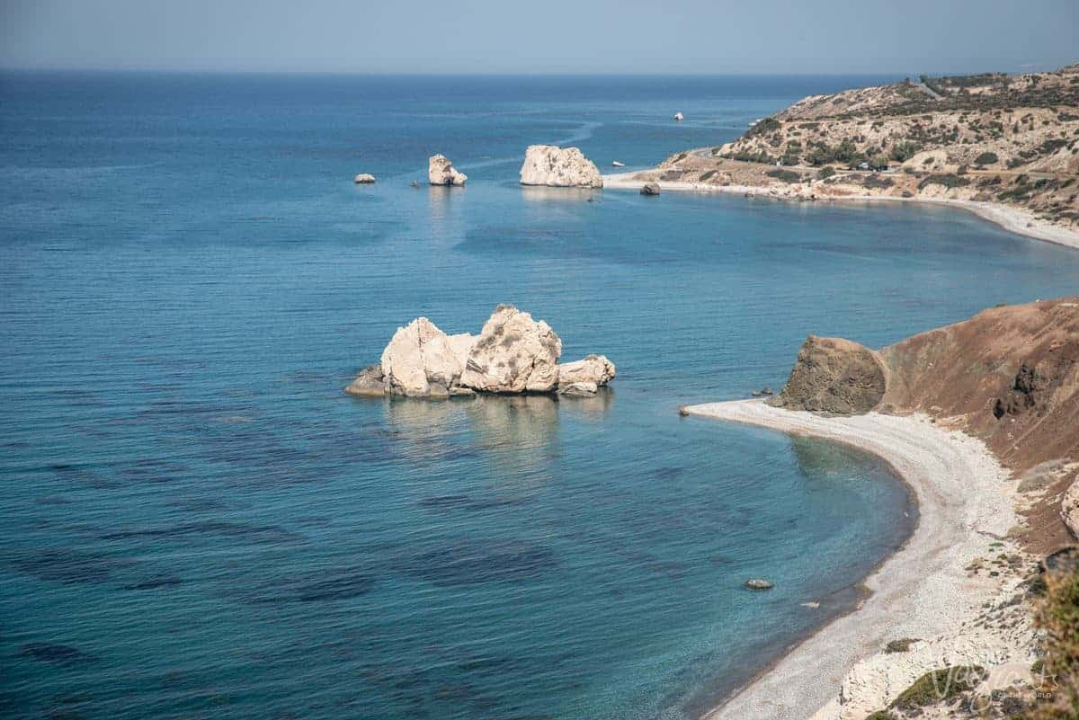 The Best of Cyprus - Petra tou Romiou Aphrodite's Rock